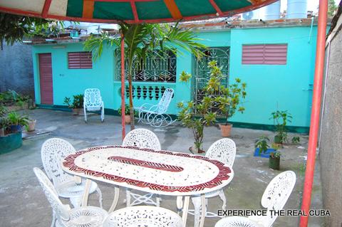 Casa Trinidad Cuba