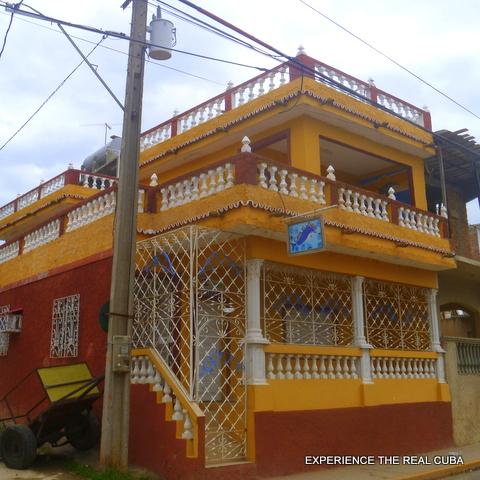 Casa El Delfin Trinidad Cuba