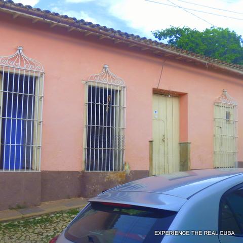 Casa Aljibe Trinidad Cuba