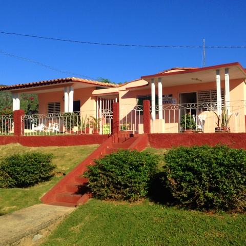 Casa Cristina Viñales