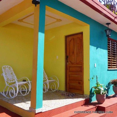 Cuba Casa Vinales