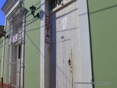 Hostal Venecia Remedios Cuba