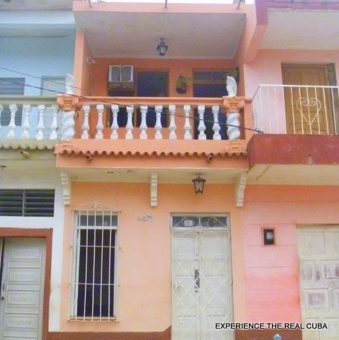 Casa Yudiht Trinidad Cuba