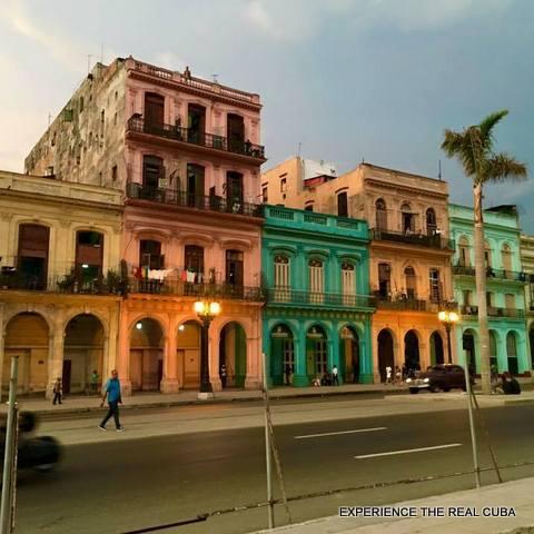 Casas Vedado Havana